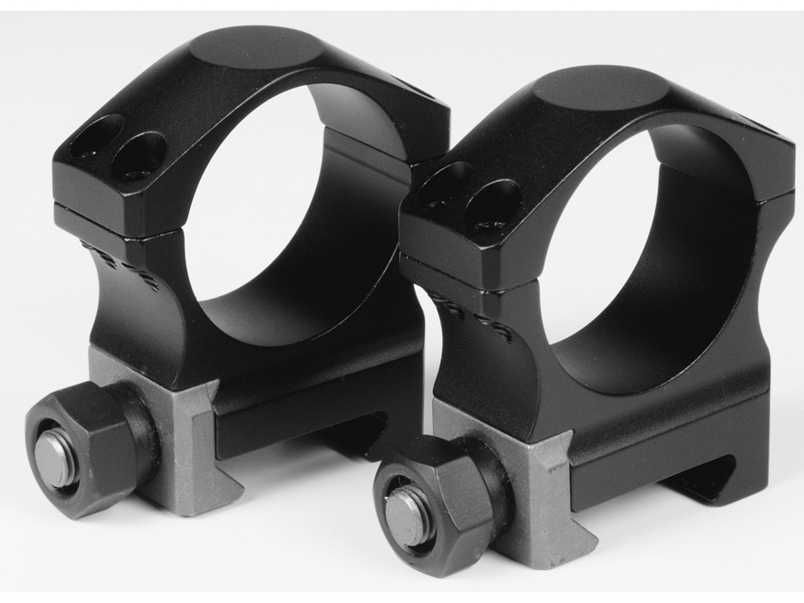 Nightforce 30mm Ultralite Picatinny-Style Rings Matte