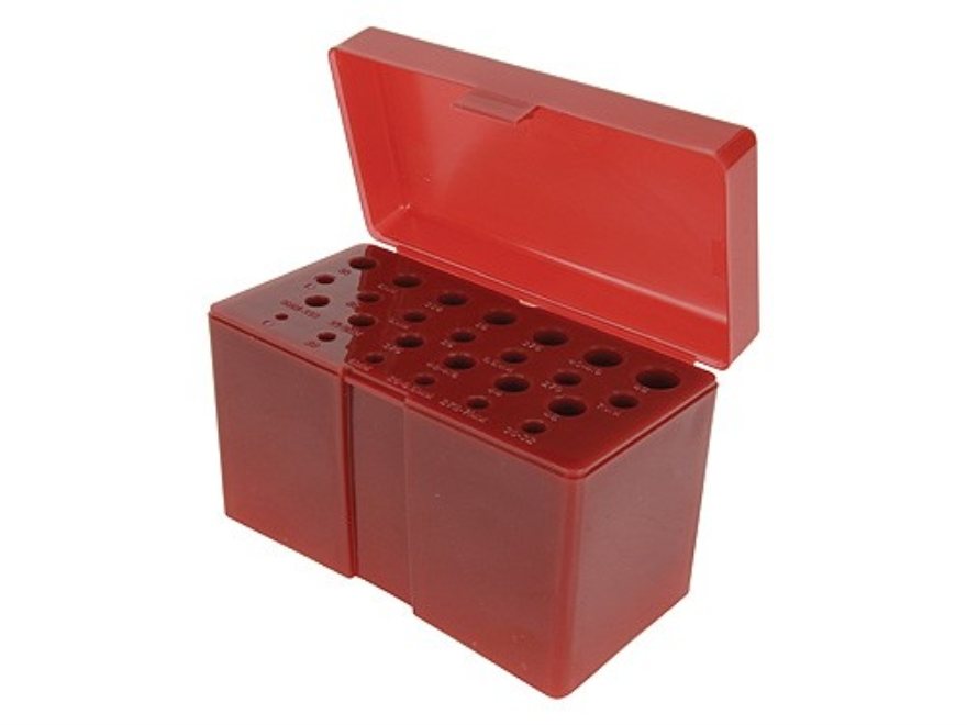Tipton Cleaning Jag and Brush Case Plastic Red