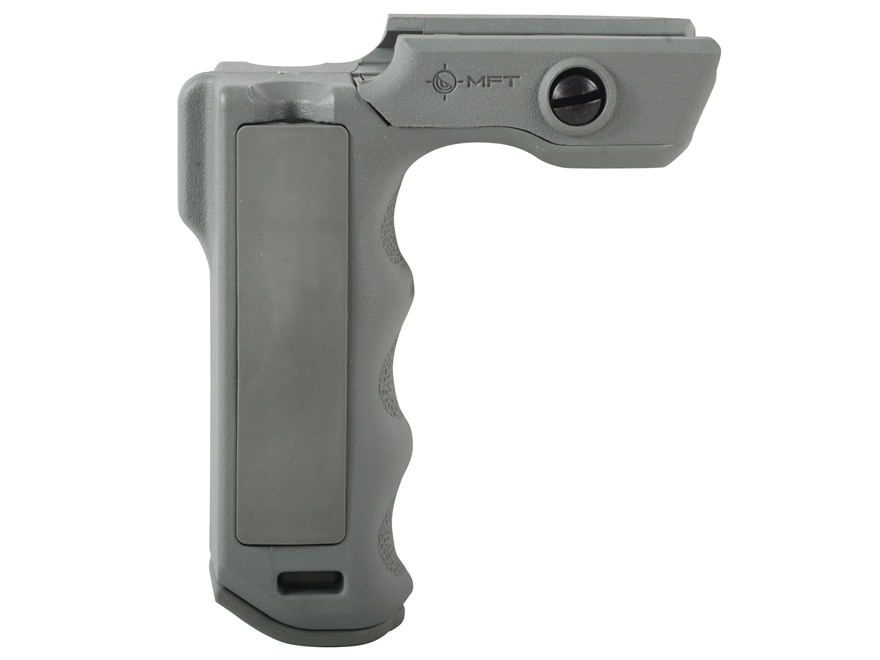 Mission First Tactical React Magwel  Vertical Grip AR-15 Polymer