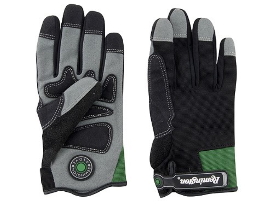 Remington RG-11 Utility Gloves Synthetic Black Large