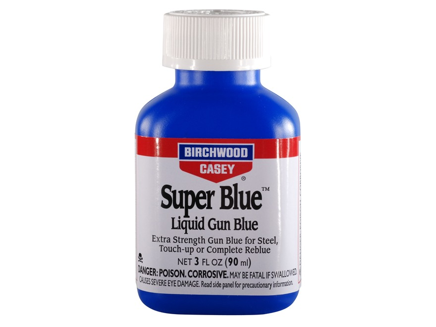 Birchwood Casey Super Blue Cold Blue Liquid