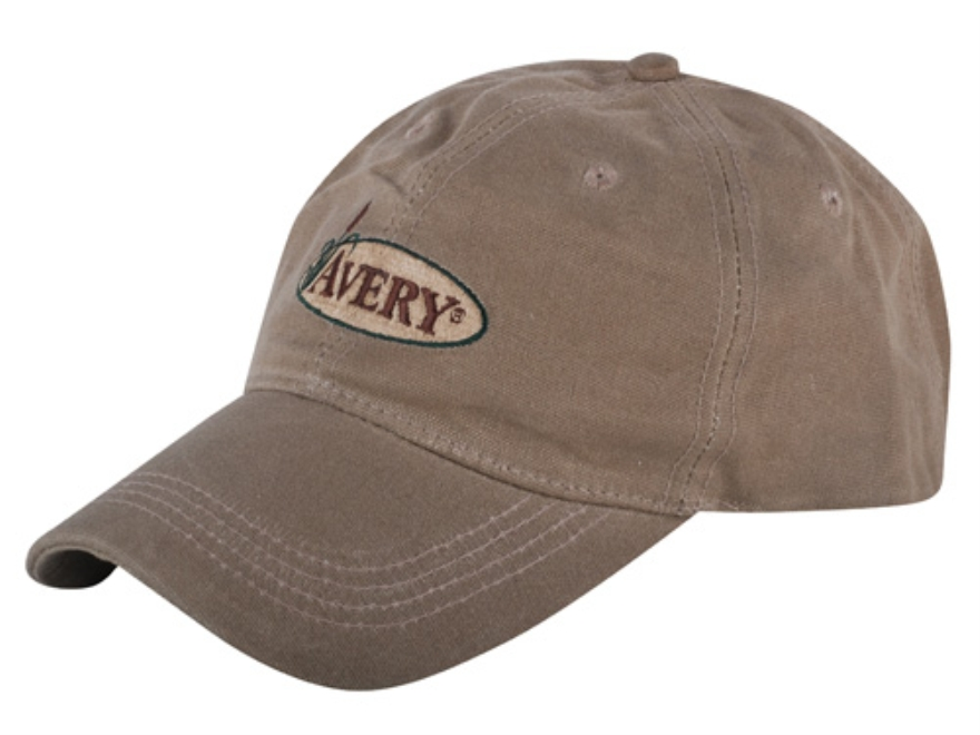 Avery Cap Oil Cloth