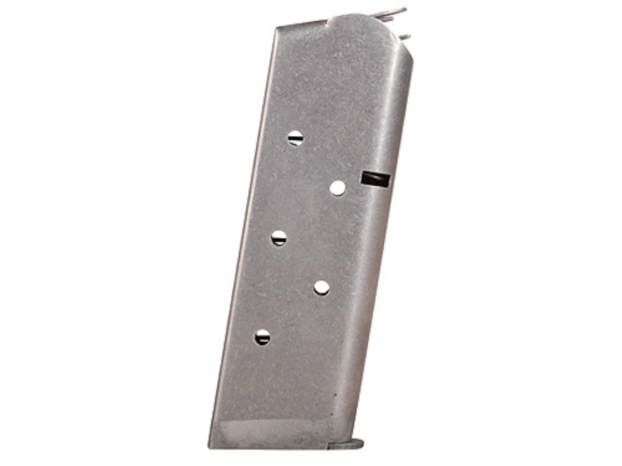 Colt Magazine 1911 Officer, Colt Defender, New Agent 45 ACP 7-Round Steel