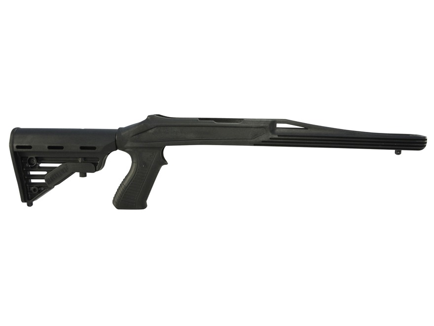 Blackhawk Knoxx Axiom R/F Adjustable Length of Pull Rifle Stock Ruger 10/22 Synthetic