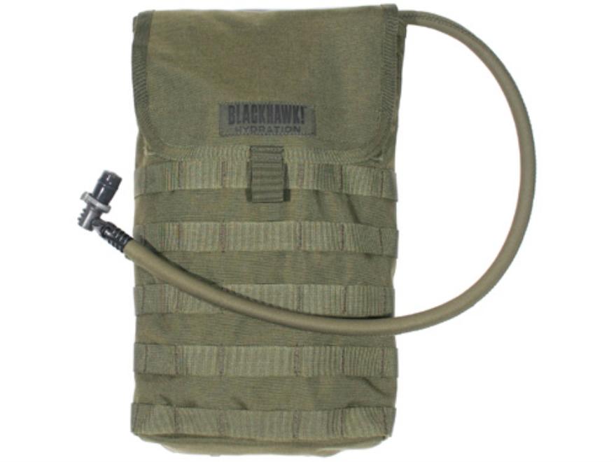 BLACKHAWK! S.T.R.I.K.E. Speed Clip Short/Wide Hydration System Carrier Nylon Olive Drab