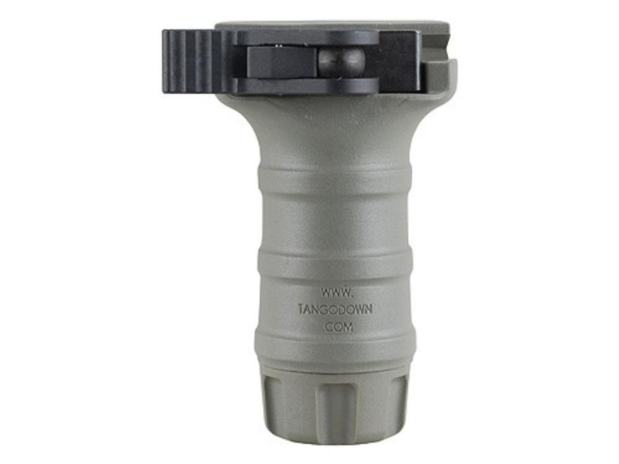 TangoDown Quick-Detach Stubby Vertical Forend Grip AR-15 Polymer