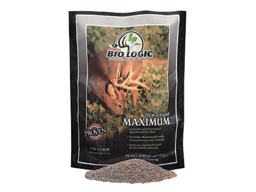 BioLogic New Zealand Maximum Annual Food Plot Seed
