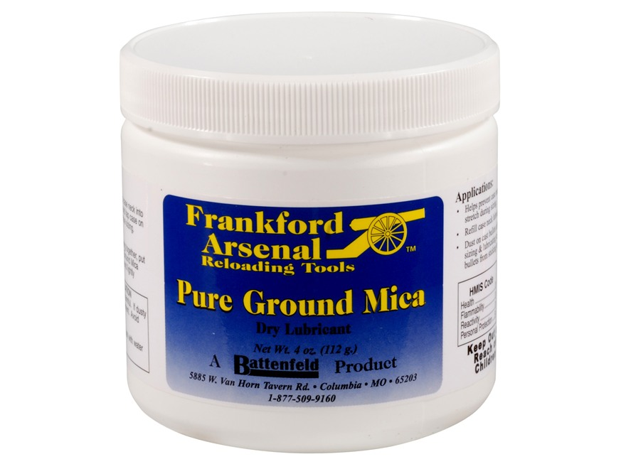 Frankford Arsenal Fine Powdered Mica