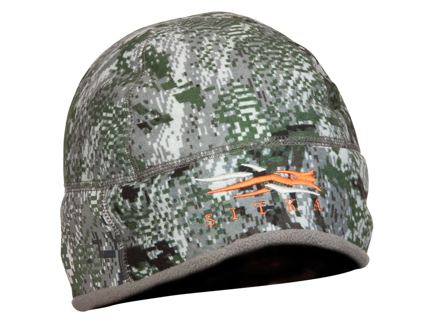 Sitka Gear Stratus Beanie Polyester Gore Optifade Elevated Forest Camo