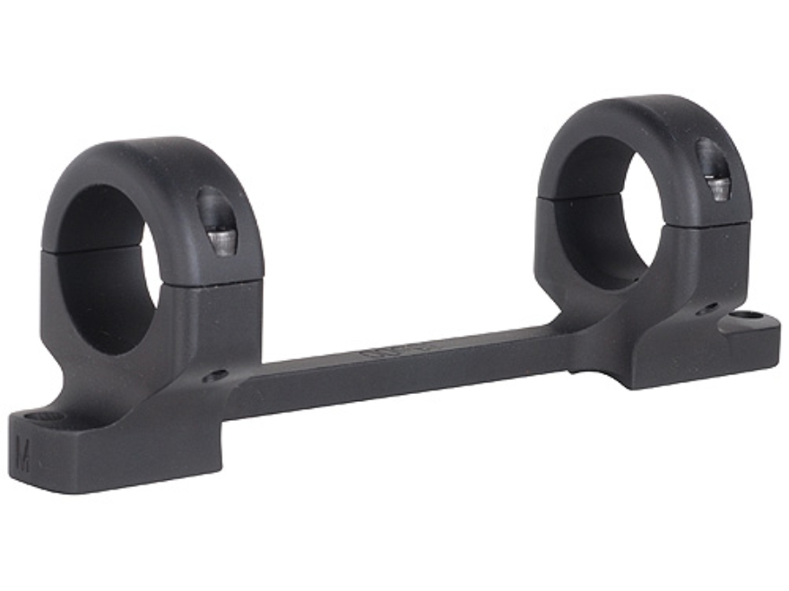 """DNZ Products Game Reaper 1-Piece Scope Base with 1"""" Integral Rings Marlin XL7 Matte Medium"""