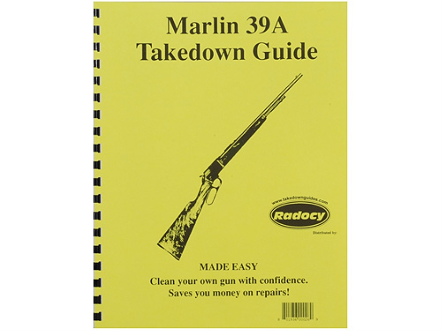 "Radocy Takedown Guide ""Marlin 39A"""