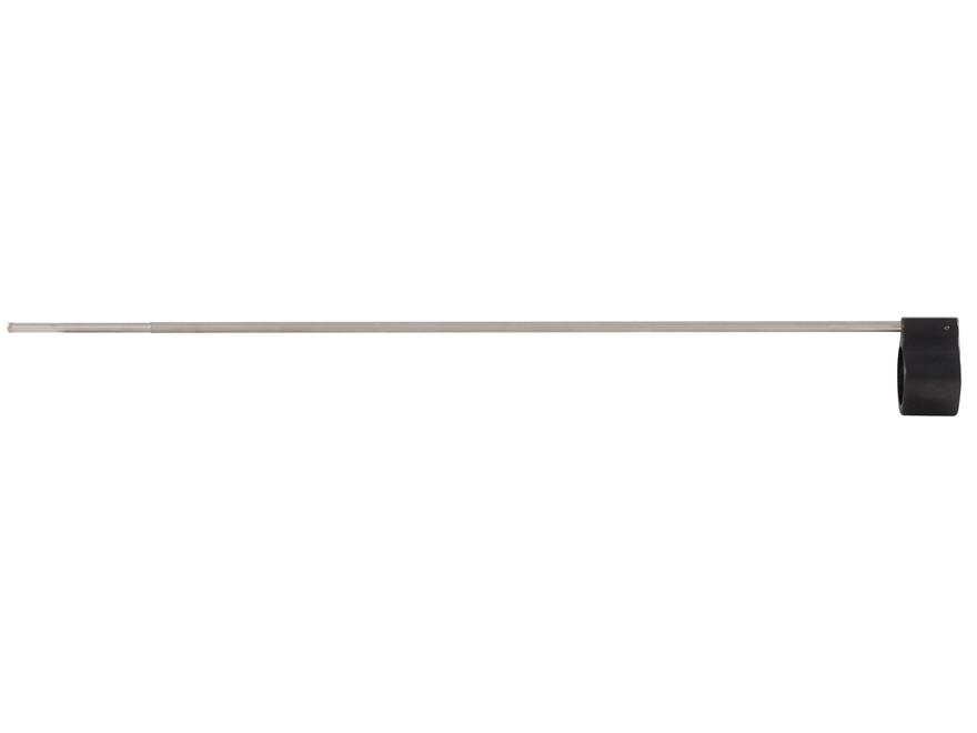 "Wilson Combat Low Profile Adjustable Gas Block with Gas Tube AR-15 Standard Barrel 0.937"" Inside Diameter Steel Matte"