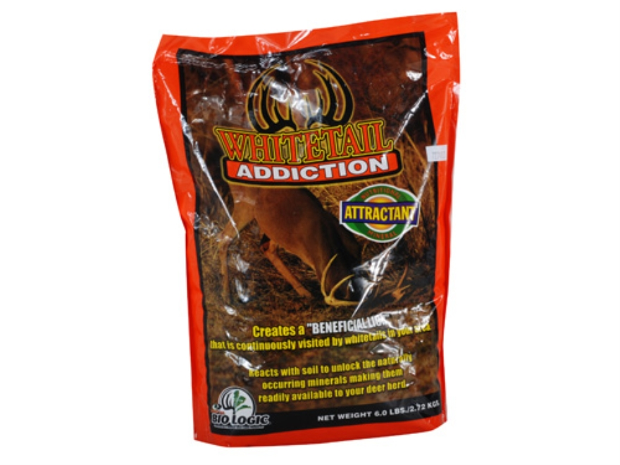 Biologic Whitetail Addiction Deer Attractant Powder Bag 6 lb