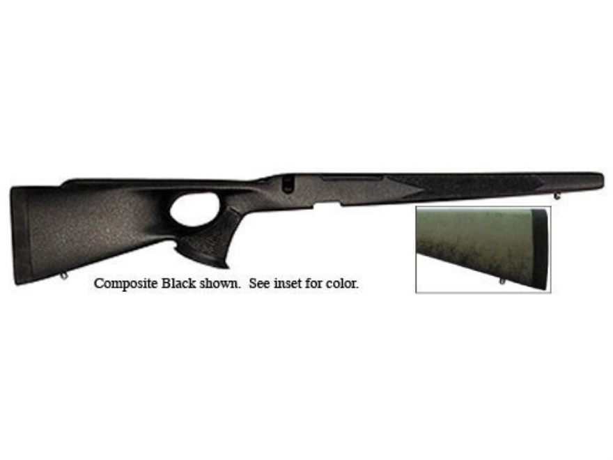 Bell and Carlson Premier Thumbhole Rifle Stock Ruger 77 with Tang Safety Long Action Synthetic