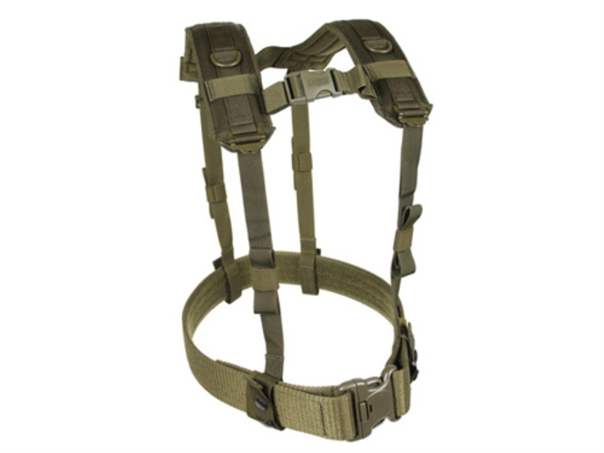 Blackhawk Load Bearing H-Suspenders/Harness Nylon