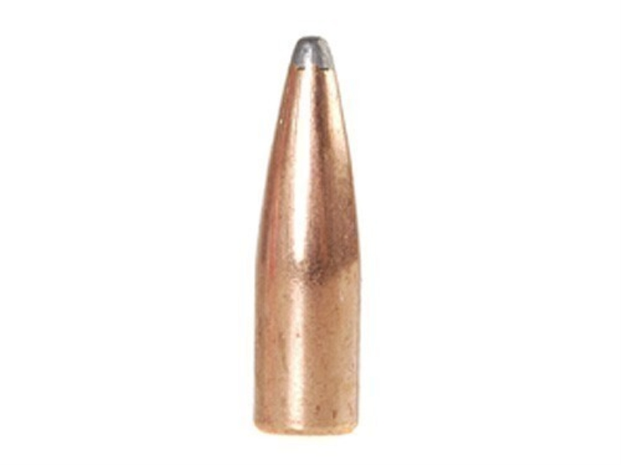 Hornady InterLock Bullets 264 Caliber, 6.5mm (264 Diameter) 100 Grain Spire Point Box of 100
