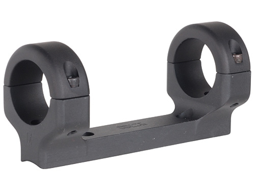 "DNZ Products Game Reaper 1-Piece Scope Base with 1"" Integral Rings Benelli Slug Gun Super Black Eagle II and M2 Matte Medium"