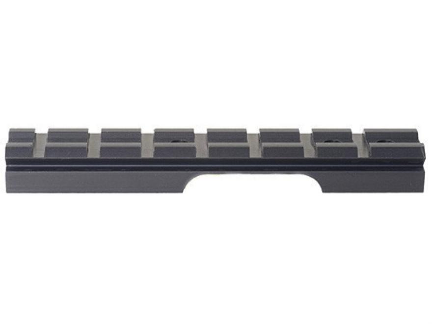 Power Custom 1-Piece Weaver-Style Base Ruger Mark II Matte
