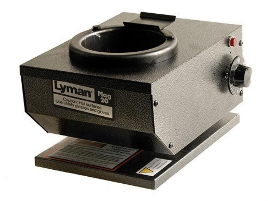 Lyman Magdipper Casting Furnace 110 Volt
