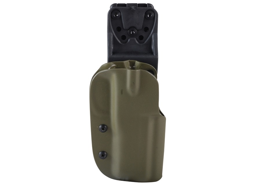 Blade-Tech DOH Dropped and Offset Holster Right Hand CZ SP-01 Tek-Lok Olive Drab