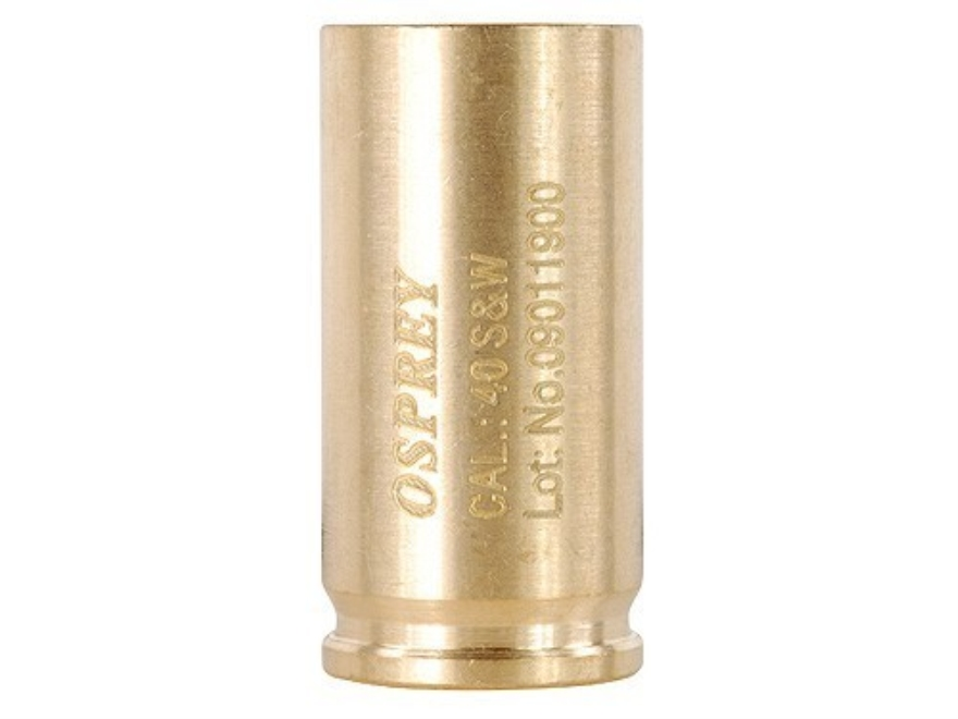 Osprey Laser Bore Sight 10mm Auto, 40 S&W Auto Arbor for 30 Carbine Diode Module