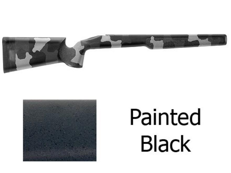 McMillan A-2 Rifle Stock Remington 700 ADL Short Action Varmint Barrel Channel Fibergla...