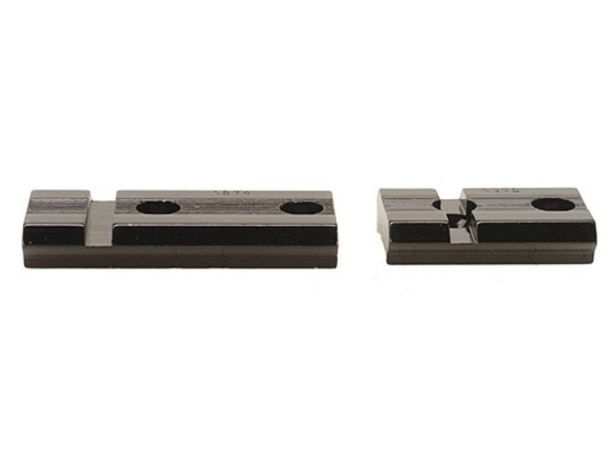 Ironsighter 2-Piece Weaver-Style Scope Base Remington 4, 6, 750, 7400, 7600 Gloss