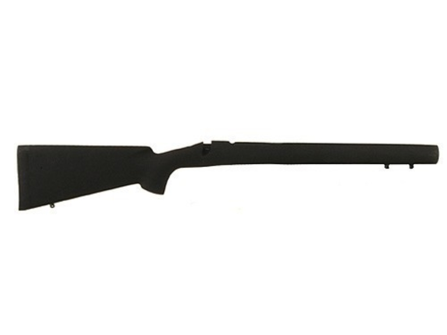 H-S Precision Pro-Series Rifle Stock Remington 700 BDL Long Action Police Sniper Varmint Barrel Channel Synthetic Black