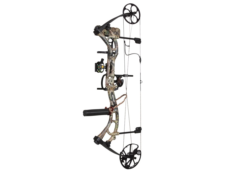 Bear Archery Authority RTH (Ready to Hunt) Compound Bow Package