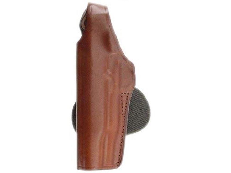 Bianchi 59 Special Agent Holster Left Hand Ruger P94, P95, KP97, Taurus 111, PT 24/7 Leather Tan