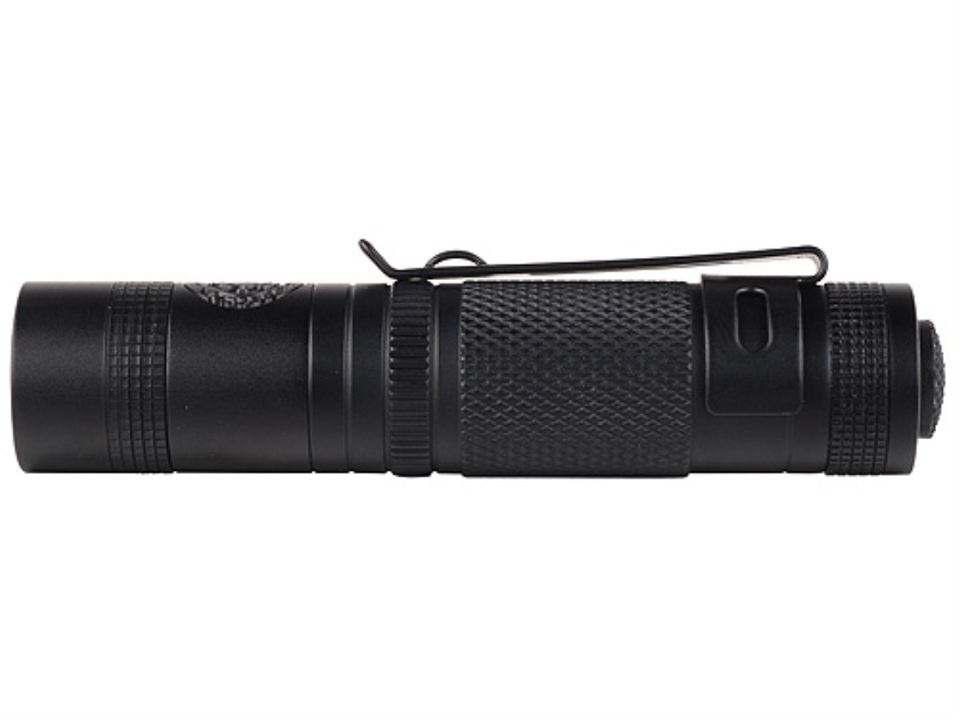 Smith & Wesson M&P5 Tactical Flashlight Cree LED Aluminum Black