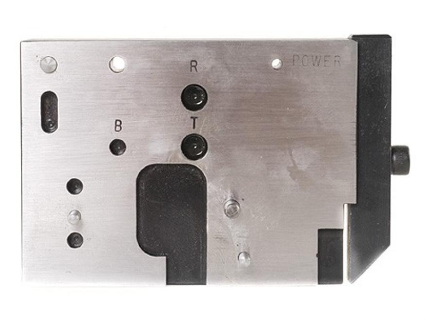 Power Custom Hand Fixture Bench Block