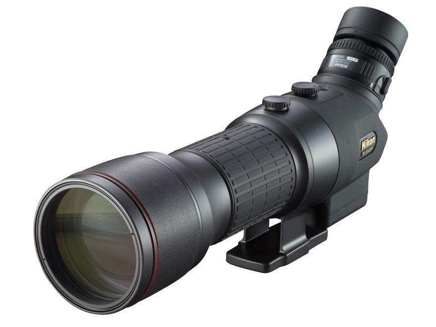 Nikon EDG Fieldscope Spotting Scope VR (Vibration Reduction)