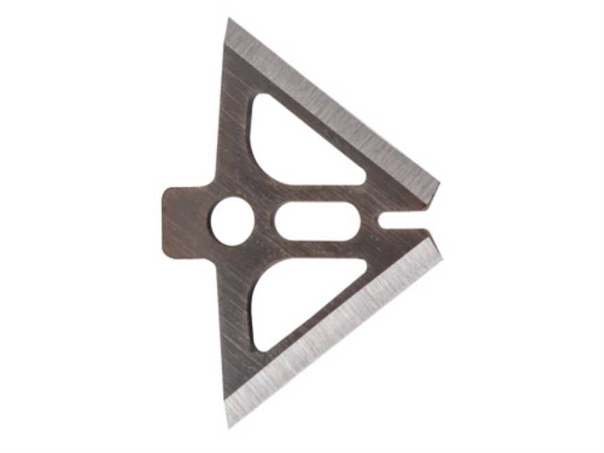 "Slick Trick 1 1/8"" Xbow Trick Extra Blades Broadhead Replacement Blades Stainless Steel Pack of 6"