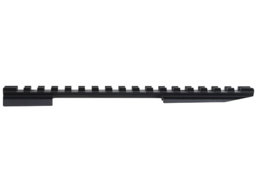 Nightforce 1-Piece 40 MOA Picatinny-Style Scope Base HS 700 Long Action (8-40 Screws) Matte