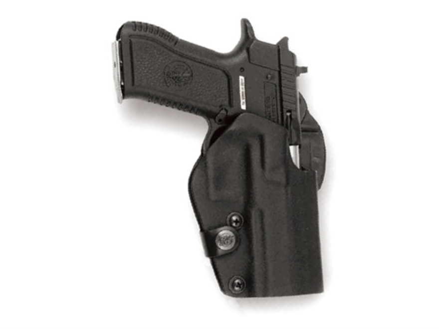 "Front Line BFL Belt Holster Right Hand Springfield XD 9/40 Service 4"" Kydex Black"
