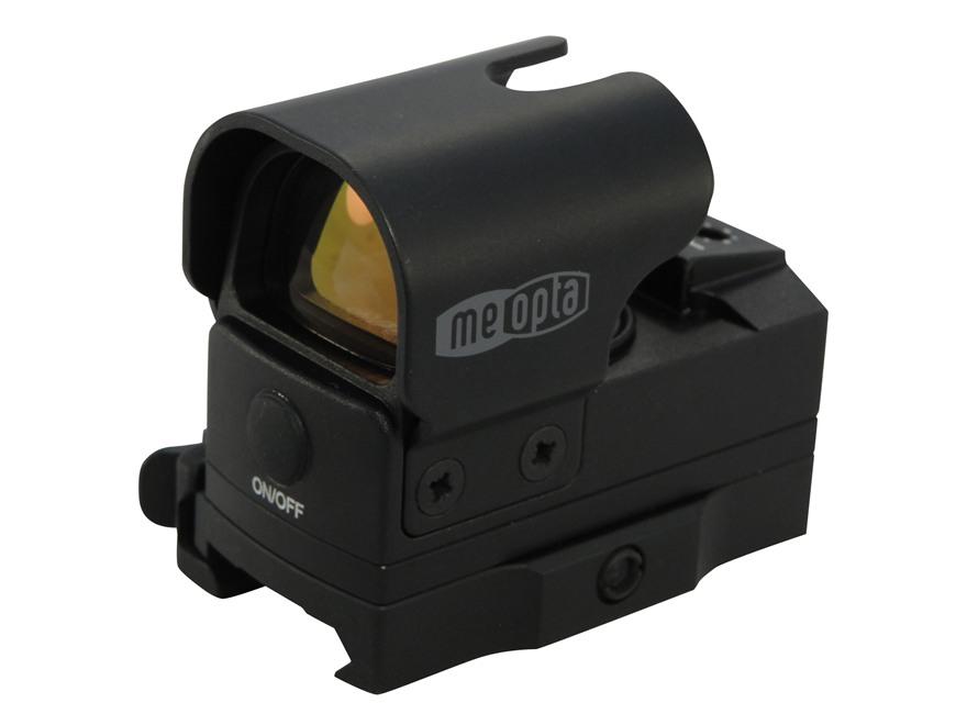 Meopta ZD M-Rad Reflex Red Dot Sight 3 MOA Dot with Quick Detach Picatinny-style Mount
