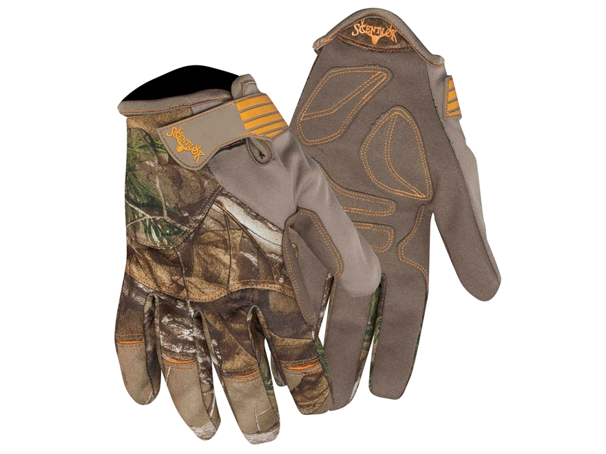 Scent-Lok Alpha Tech Climber Scent Control Gloves