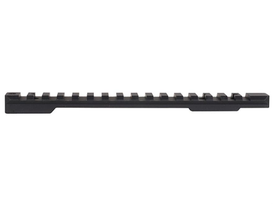 Talley 1-Piece Picatinny-Style Base Remington 700 Long Action Matte