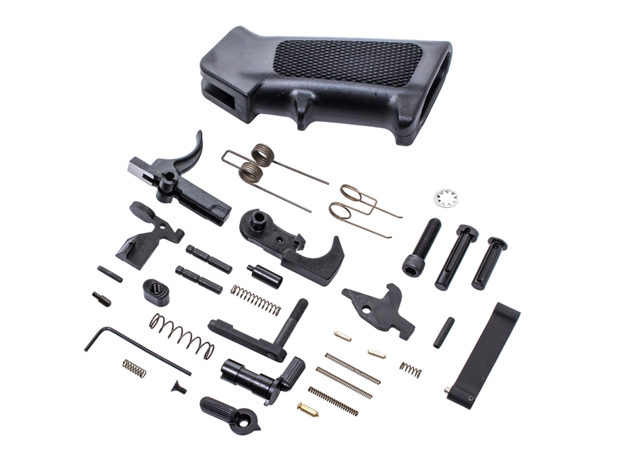 CMMG Enhanced Ambidextrous Lower Receiver Parts Kit AR-15