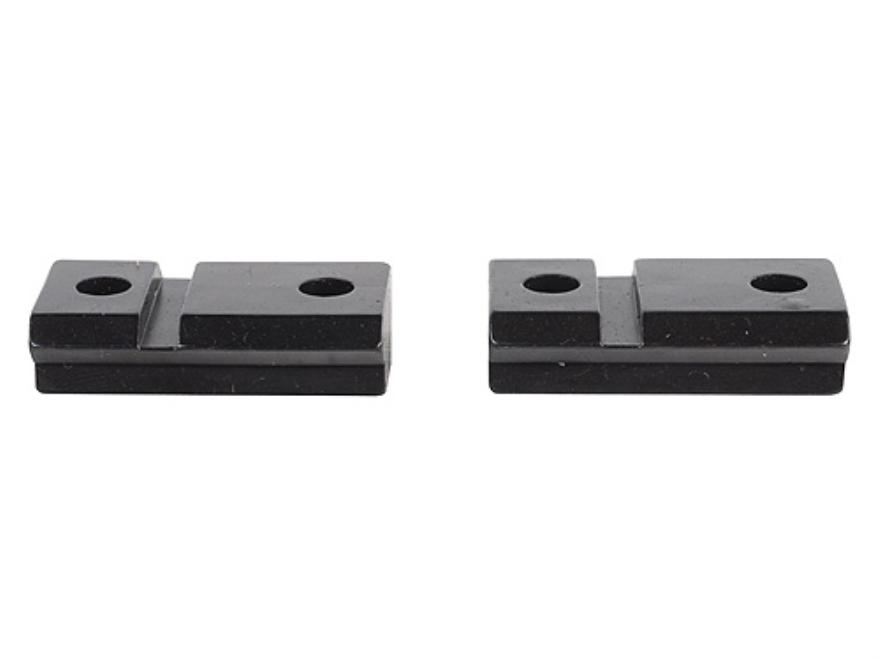 Millett 2-Piece Steel Angle-Loc Weaver-Style Scope Base CVA Octagon Barrel Gloss