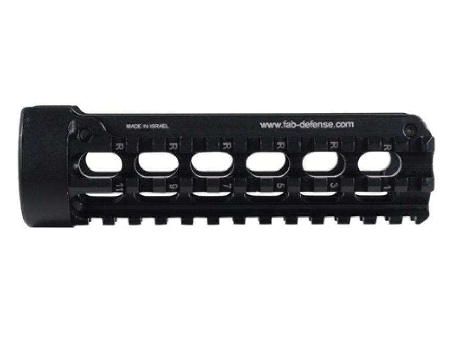 Mako Handguard Rail System HK MP5K Aluminum Black