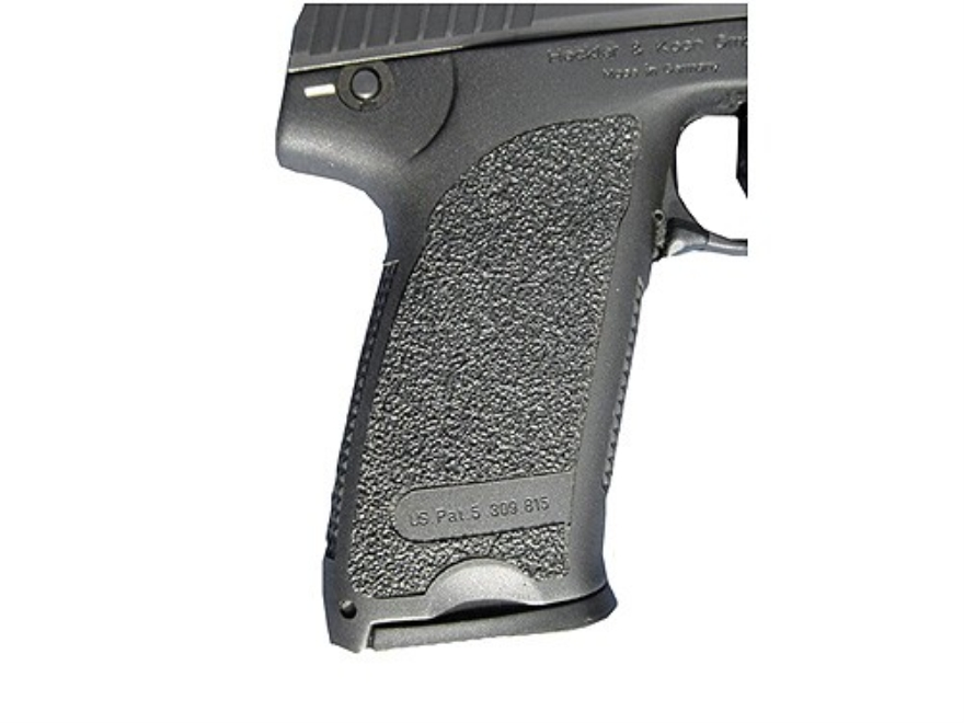 Decal Grip Tape HK USP Compact 9mm, 357 Sig, 40 S&W Black