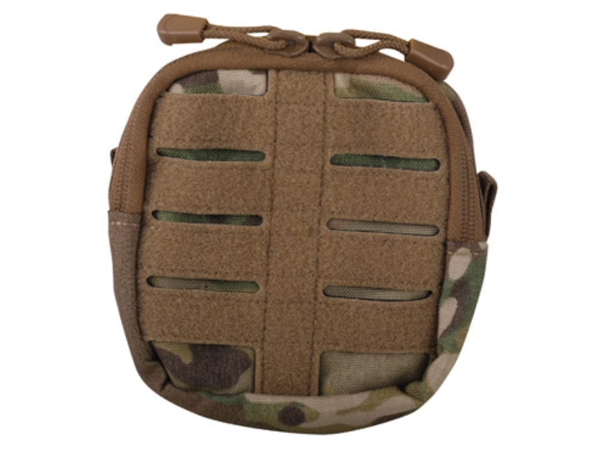 Spec.-Ops.  MOLLE Compatible General Purpose Admin Pouch Nylon MultiCam