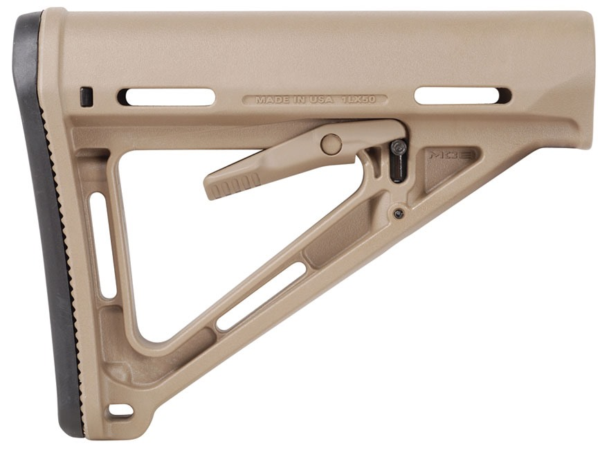 magpul stock moe collapsible ar 15 carbine synthetic. Black Bedroom Furniture Sets. Home Design Ideas
