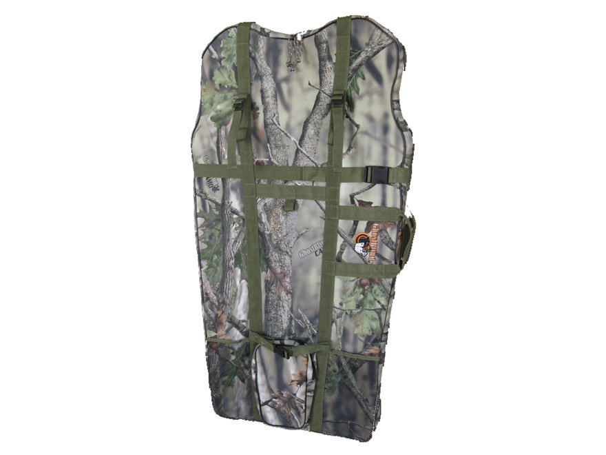 Ghostblind mirror ground blind deluxe carry bag for Mirror hunting blinds
