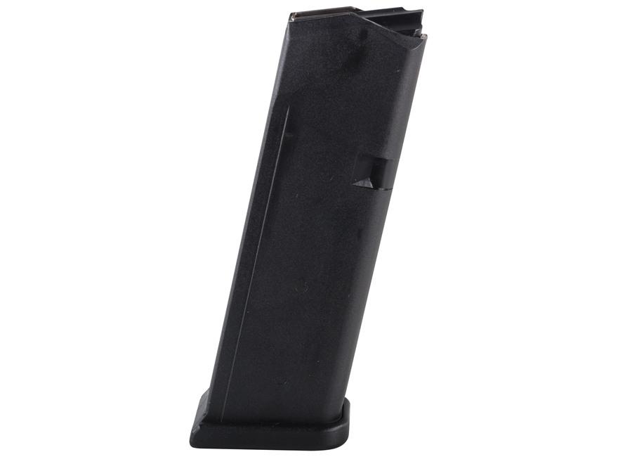 Glock Magazine Gen 4 Glock 19 9mm Luger Polymer Black
