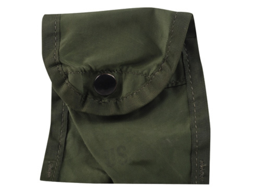 Military Surplus ALICE Compass Pouch Nylon Olive Drab