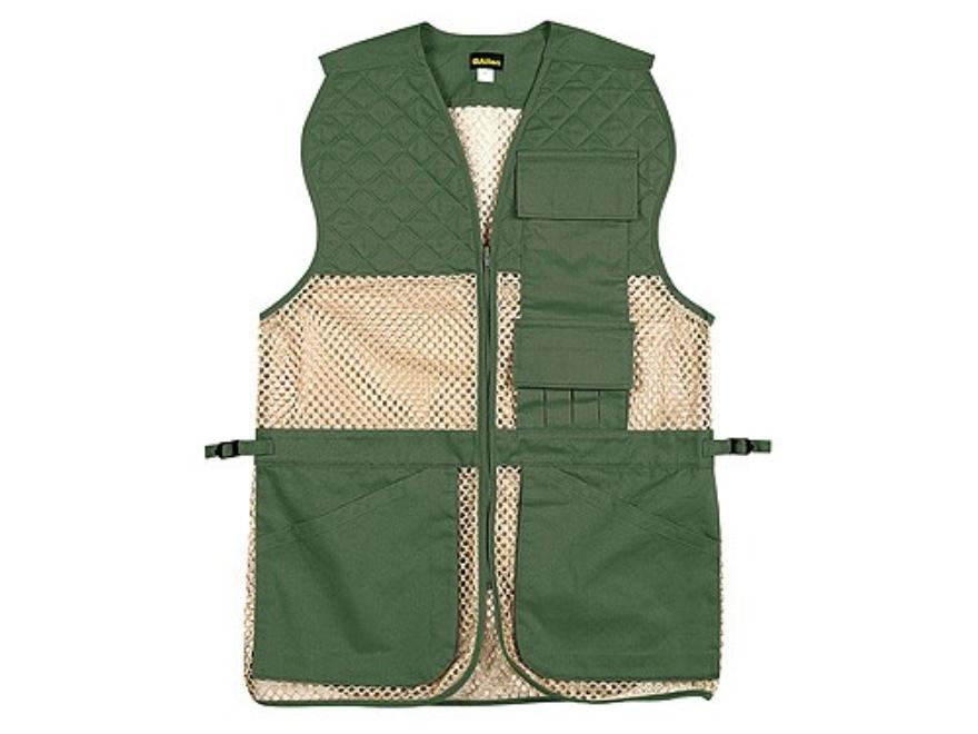 Allen Ace Shooting Vest Ambidextrous Cotton and Mesh