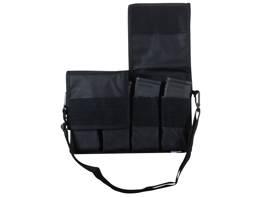 MidwayUSA 4 Magazine Pouch AR-15 and AK-47 Rifle